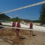 Спортски терени у Еко селу Коштунићи