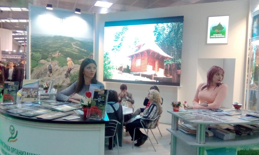 eko selo kostunici sajam turizma stand